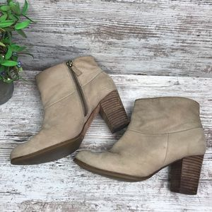 Cole Haan Maple Sugar Cassidy Ankle Boots